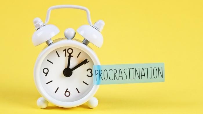 The High Cost of Procrastination