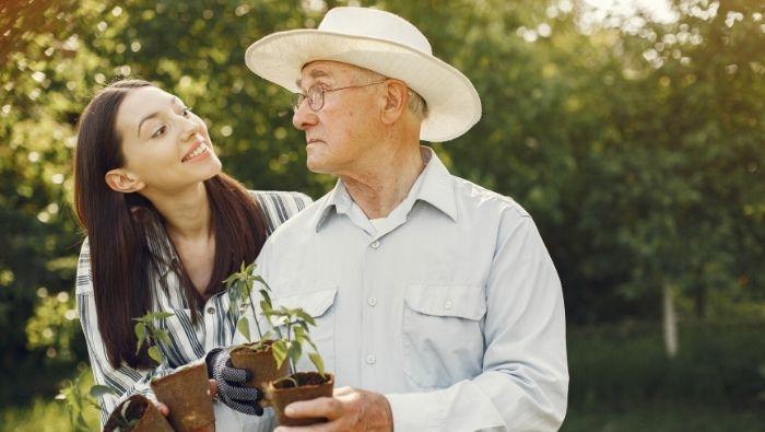 Low Maintenance Landscaping Ideas for Seniors