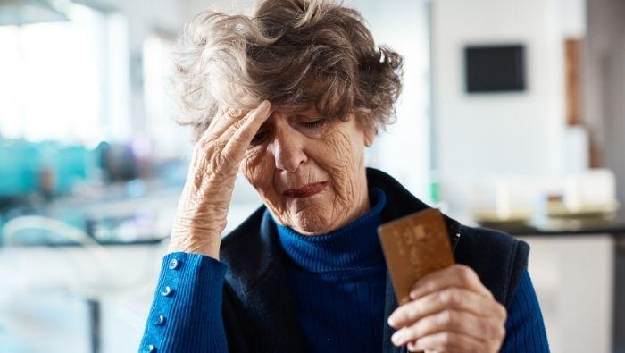 Handling Credit Card Debt Should Spouse Pass Away photo